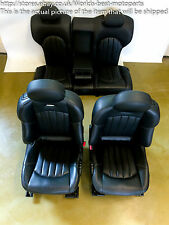 Mercedes CLK 55 AMG W209 (1) Interior Electric Seats Leather AMG
