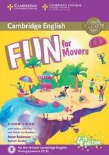 Fun for Movers Student's Book with Online Activities with Audio and Home Fun ...