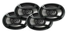 """Pioneer TS-695P 6X9"""" 3 Way Car Speakers - 2 Pair - 4 single Speakers TS695P"""