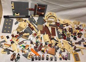 Lego Harry Potter Figures Building Boat Etc