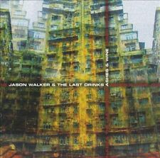 CD Rock JASON WALKER & THE LAST DRINKS Ashes & Wine - Laughing Outlaw Records
