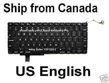 "Apple MacBook Pro Keyboard - 17"" Unibody A1297 - US English"