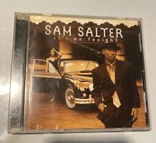 It's on Tonight - Audio CD By Sam Salter - VERY GOOD