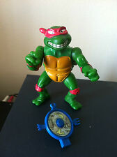 TMNT Breakfightin' Raphael Playmates 1989 Teenage Mutant Ninja Turtles Wacky