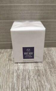 Body Shop White Musk Perfume Oil 20ml NEW /SEALED