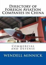 NEW Directory of Foreign Aviation Companies in China: Commercial and Defense