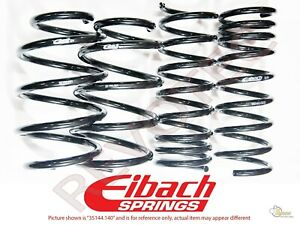 Eibach Pro-Kit Lowering Springs For 2016-2019 Honda Civic 1.5T Sedan Coupe Hatch
