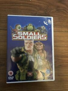 Small Soldiers  DVD, 2019 Ex Film