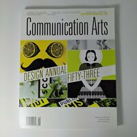 Communication Art Magazine - Design Annual 53, Sep/Oct 2012