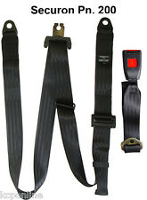 NEW Securon Seat Belt 200 Lap & Diagnol Belt x1