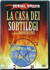 Dvd La Casa dei sortilegi di Umberto Lenzi 1989 Usato