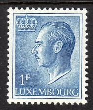 Luxembourg - 1965 Definitive Jean - Mi. 711 x (normal paper) MNH