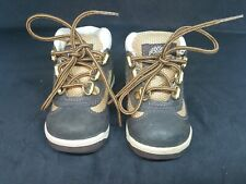 Toddler Boys Timberland Wheat Brown Boots Shoes 41895M Size 4