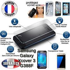 Protection d'Ecran en Verre Trempé Contre les Chocs pour Samsung Galaxy Xcover 3