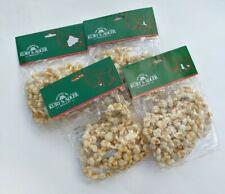 4 Packs Kurt S. Adler Plastic Popcorn Christmas Garland Holiday Lot Set