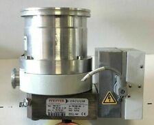 Pfeiffer Tmh 261 P TurboMolecular Vacuum Pump with Tc600 Controler and Tic250