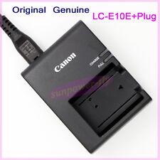 Genuine Original Canon LC-E10E LCE10 Charger For LP-E10 EOS 1100D 1200D Rebel T3