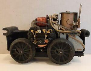 Vintage Lionel O Gauge Scale Train Engine Motor Locomotive AS-IS For Parts