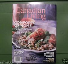 Canadian Living Magazine Nov 2010 - Vol 35, No 11 - Comforts of Home