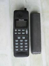 PHILIPS - PR 144 - TYPE THA 9P - VINTAGE RARE MOBILE PHONE - NOT TESTED