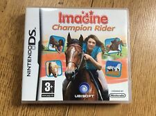 Imagine Champion Rider Ds Game! Look At My Other Games!