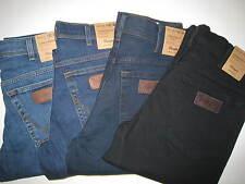 Wrangler Jeans Texas -Stretch Weite30 31 32 33 34 35 36 38 40 42 44 46 48 L30-36