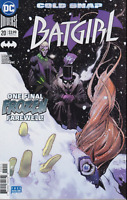 BATGIRL #20 DC COMICS ~~COLD SNAP~~  COVER A 1ST PRINT