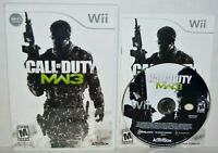 Call Of Duty Mw3 Modern Warfare 3 Ps3 Complete Mint Condition No