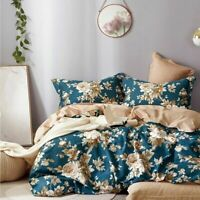 Ardor Ana Quilt Cover Set Teal