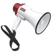 Clarke cmp10 10W mégaphone-projets de la voix jusqu' à 200