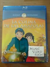 From Up On Poppy Hill - La Colina de las Amapolas ESPAÑOL LATINO BLU RAY Ghibli