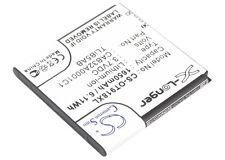 Batterie UK pour Alcatel One Touch 918 Mix OT-918 Mix CAB32A0001C1 TLiB5AB 3,7 V