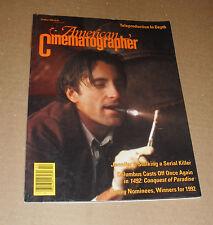 American Cinematographer Magazine - Your pick of one