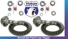 Yukon Jeep Wrangler JK Ring And Pinion Install Gear Pkg 07-15 Dana 44 & 30 5.13