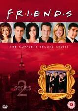 Friends - Series 2 - Complete (DVD, 2000, 3-Disc Set, Box Set)