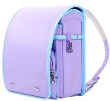 Coulomb Randoseru A4 School Backpack 2017 Model Light Violet 112 LV NEW Japan