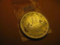 Canada 1951 High Grade Silver Dollar Coin ID#B33.