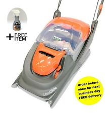 Flymo UltraGlide DuoTech Hover Collect Mower Silver grade +FREE GIFT RRP£9.99