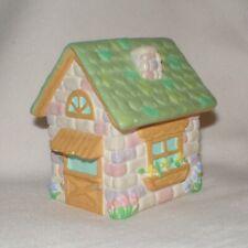 Hallmark Merry Miniatures Easter Spring 1994 Cottage House Qsm8027