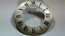 Jaeger Le Coultre Silver Dial, calendar, Swiss Made, Genuine Authentic JLC DIAL