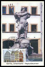 BUND MK GÖRLITZ PRIVATE !! MAXIMUMKARTE CARTE MAXIMUM CARD MC CM cd72