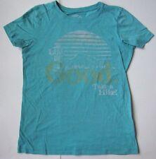Women's LIFE IS GOOD HIKING T shirt size XS