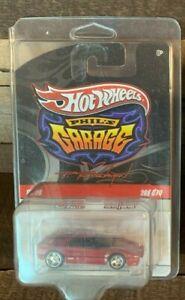 Hot Wheels Real Riders Phil's Garage Ferrari 288 GTO Red Die Cast Car NEW