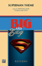 Superman Theme (score); Williams, J arr. Story, M, Marching band - 26956S