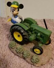 ACRES OF FUN MICKEYS FARM LIVIN WITH JOHN DEERE COLLECTION MICKEY MOUSE