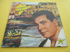 DISQUE THE MAGNIFICENT VOICE OF MARIO LANZA, 33 TOURS RCA FCL17152