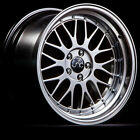 17x8.5 JNC JNC005 005 5x114.3 30 Hyper Black Wheel New set(4)