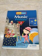 PEARSON Perfect Match Music Primary 2