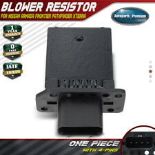 Heater Blower Fan Resistor for Nissan Frontier Pathfinder Quest Xterra 2005-2012