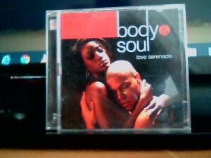 TIME LIFE BODY & SOUL LOVE SERENADE TL BAS/01 EX 2CD 30 HITS HEATWAVE SHANICE